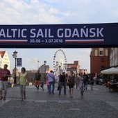 Baltic Sail 2016