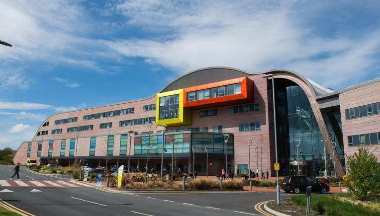 Szpital Alder Hey w Liverpoolu
