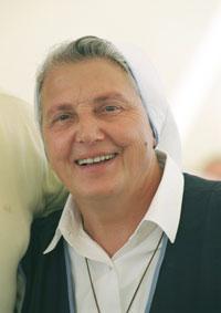 Siostra Elwira Petrozzi