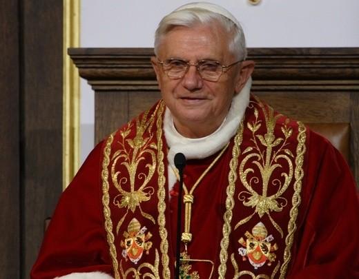 życiorys Papieża Benedykta Xvi