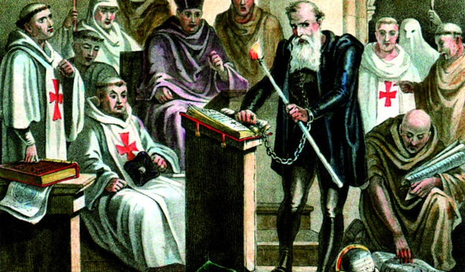galileo galilei and the inquisition