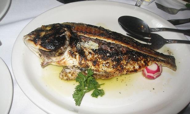 dużo ryb w morzu pochodzi z Australii