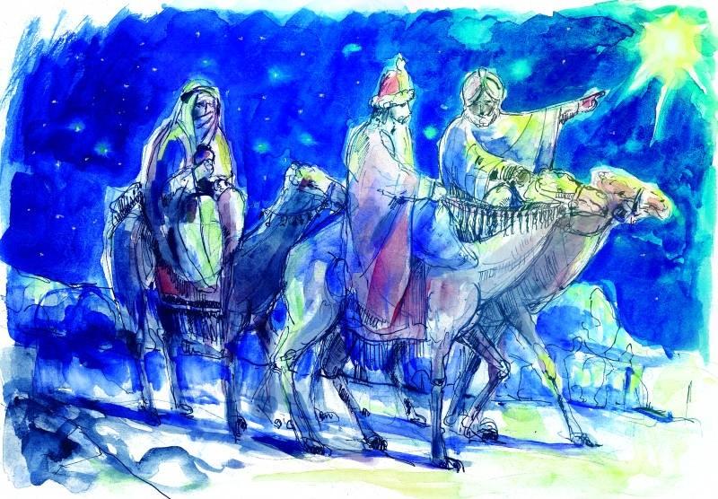 Podróż Trzech Króli Wwwgoscpl