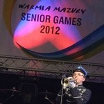 Warmia Mazury Senior Games 2012