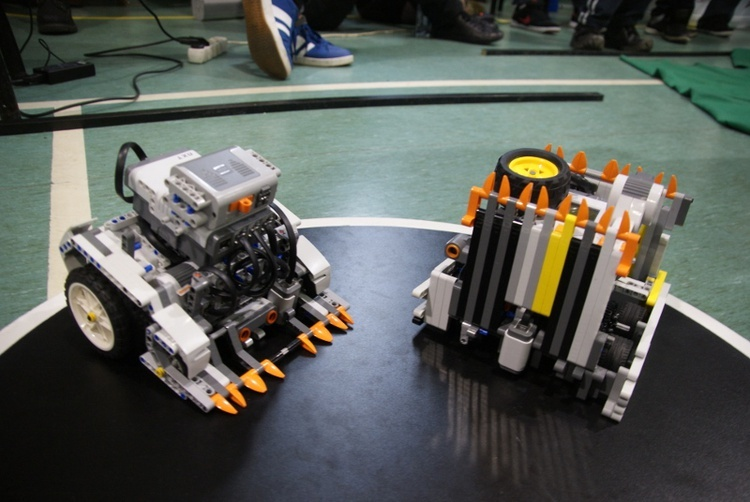 V Robotic Tournament w Rybniku