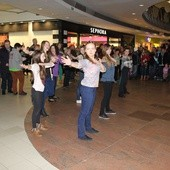 Flash mob dla Boga