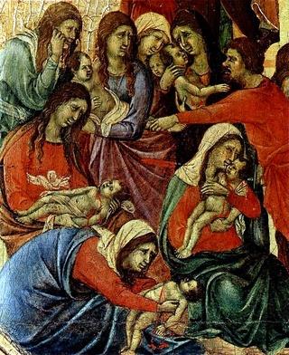 Święci Młodziankowie, męczennicy