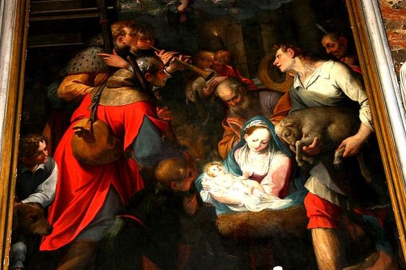 Narodzenie Pańskie - Msza Wigilii