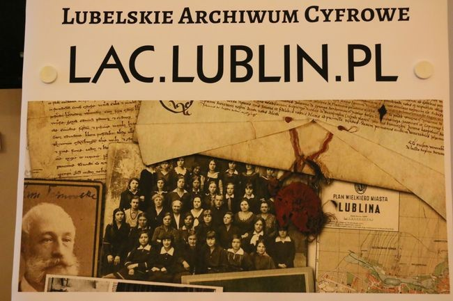 Lubelskie archiwum cyfrowe