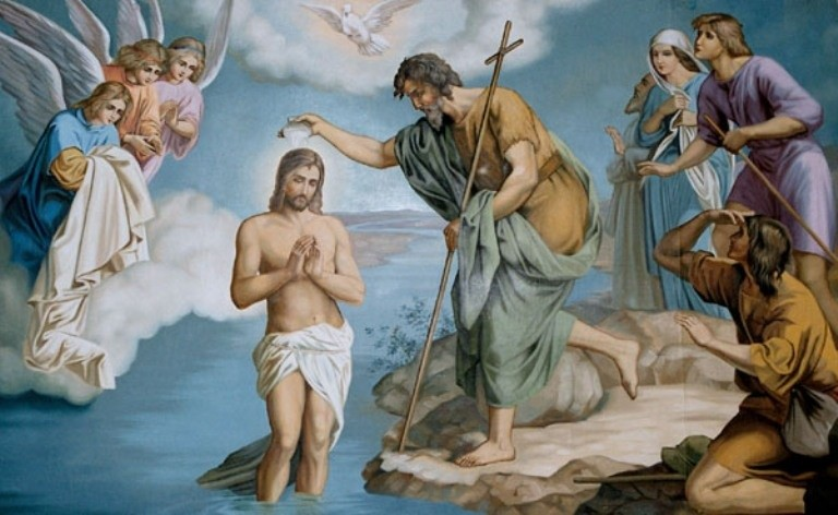 chrzest panski