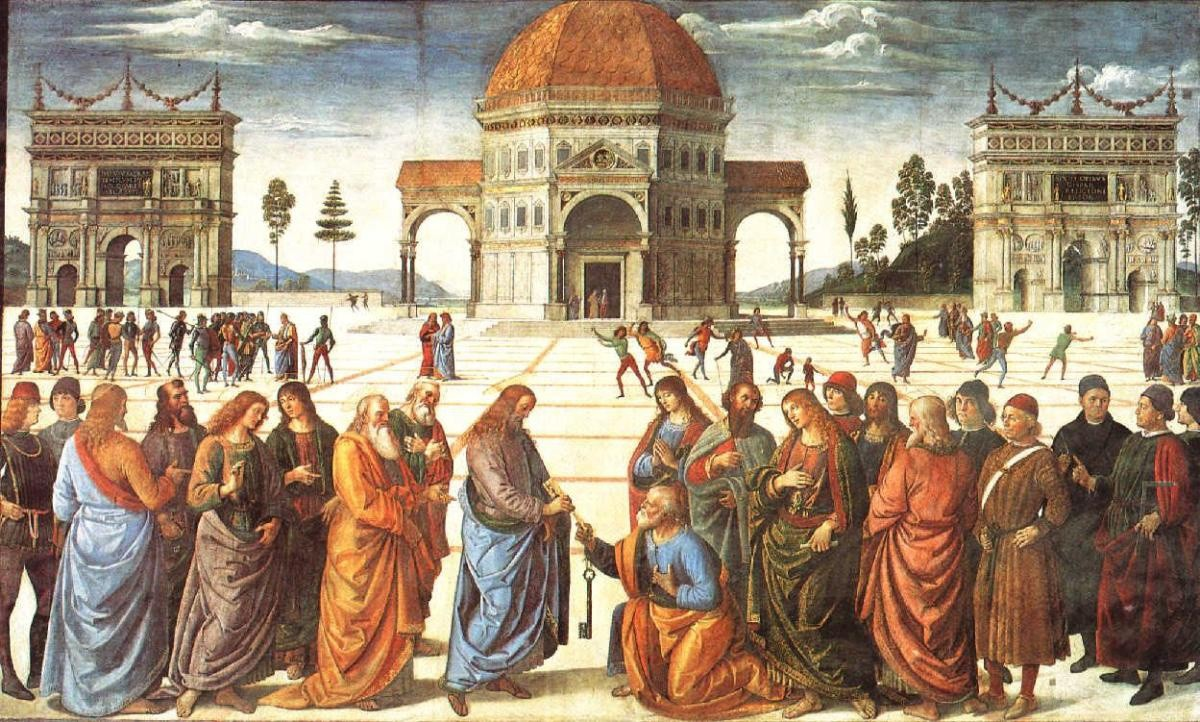 Znalezione obrazy dla zapytania A wy za kogo Mnie uważacie? Odpowiedział Szymon Piotr: Ty jesteś Mesjasz, Syn Boga żywego