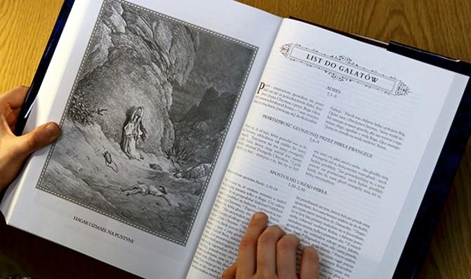 Znalezione obrazy dla zapytania biblia