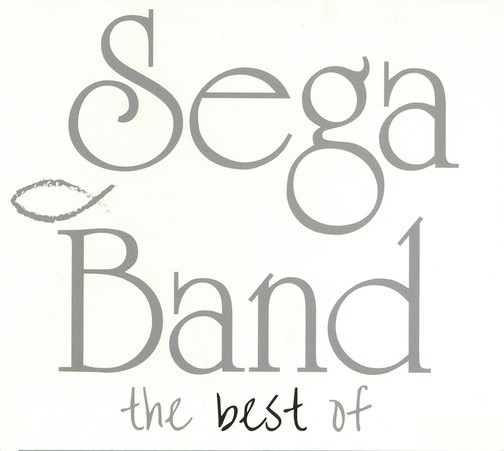 "Sega Band ""The best of Sega Band"". 2018 r."