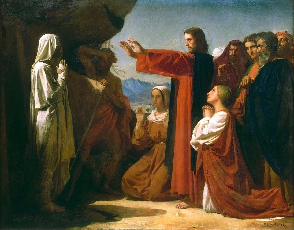 Jak potoczyło się życie Łazarza po wskrzeszeniu... - www.gosc.pl