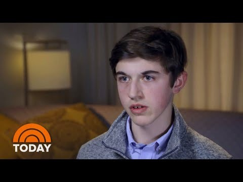 Nick Sandmann Speaks Out On Viral Encounter With Nathan Phillips | TODAY
