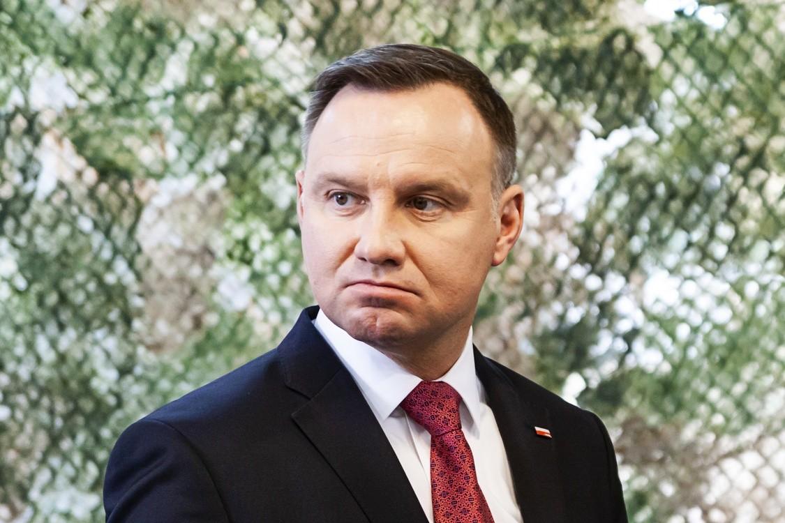 """Prezydent Andrzej Duda w Herbach: """"Każde..."""