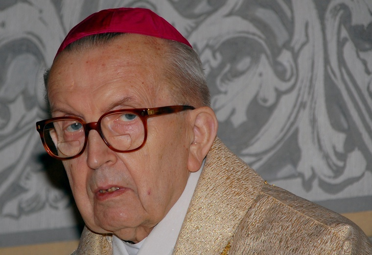 Bp Edward Materski (1923-2012).