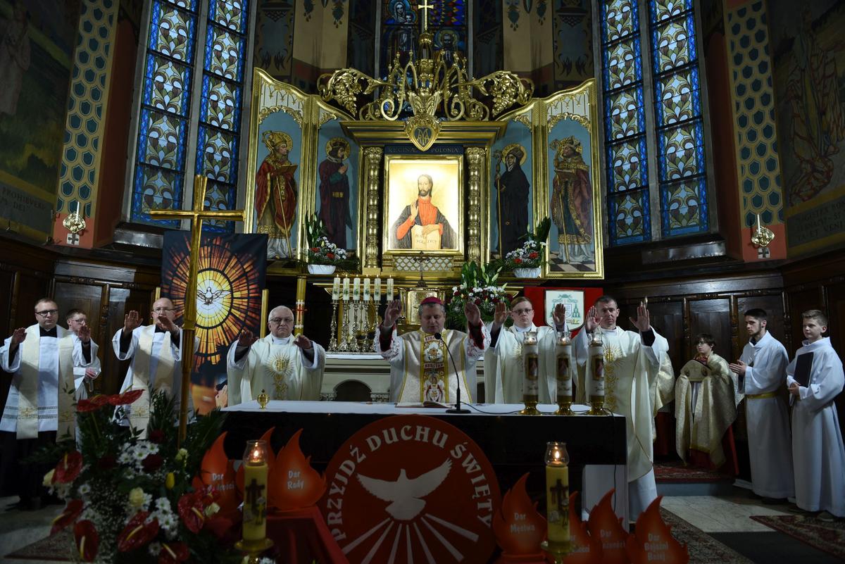 Parafia Św. Kazimierza w Nowym Sączu