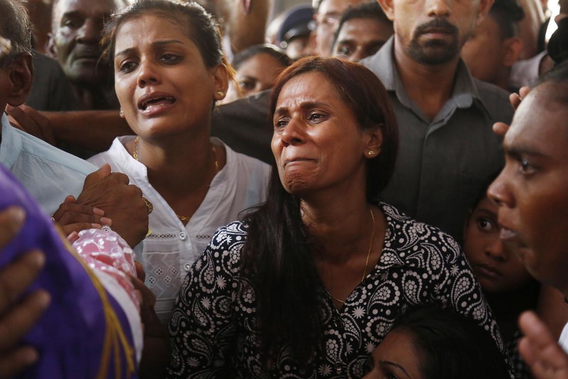 Atak W Nowej Zelandii Hd: Sri Lanka: Zamachy To Odwet Za Atak Na Meczety