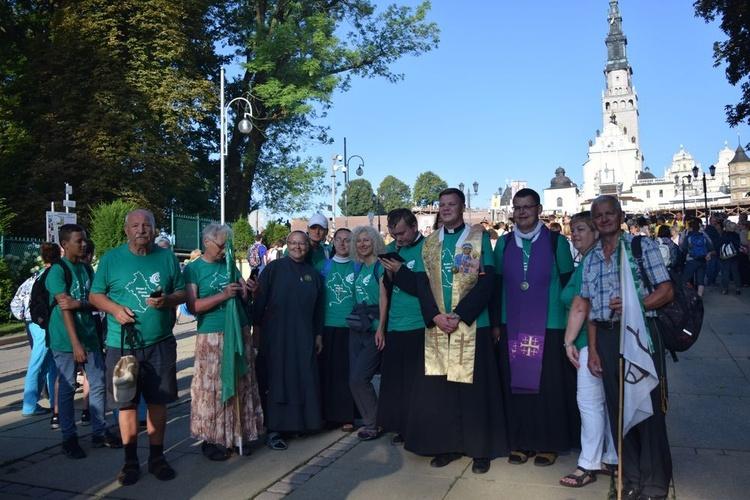 Zakończyła się XVI Piesza Pilgrzymka Diecezji Świdnickiej