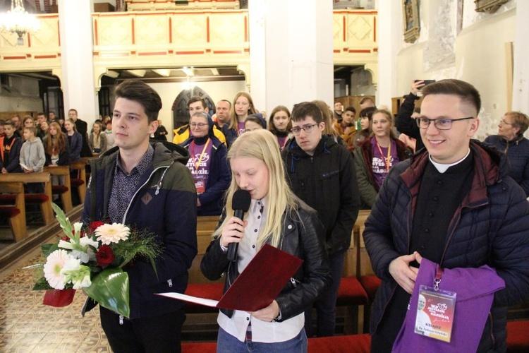 Ogólnopolskie Spotkanie Młodzieży Wincentyńskiej w Skwierzynie i Trzcielu