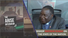 Bishop Mathew Kukah on the state of the Nation