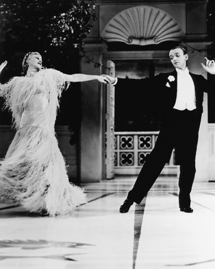 Ginger Rogers i Fred Astaire