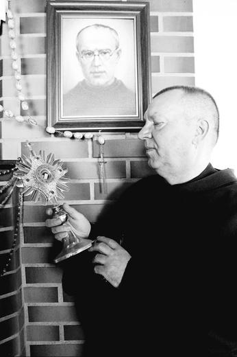 Zmarł o. Janusz Szypulski, franciszkanin z Darłowa